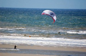 Kite surf hardelot
