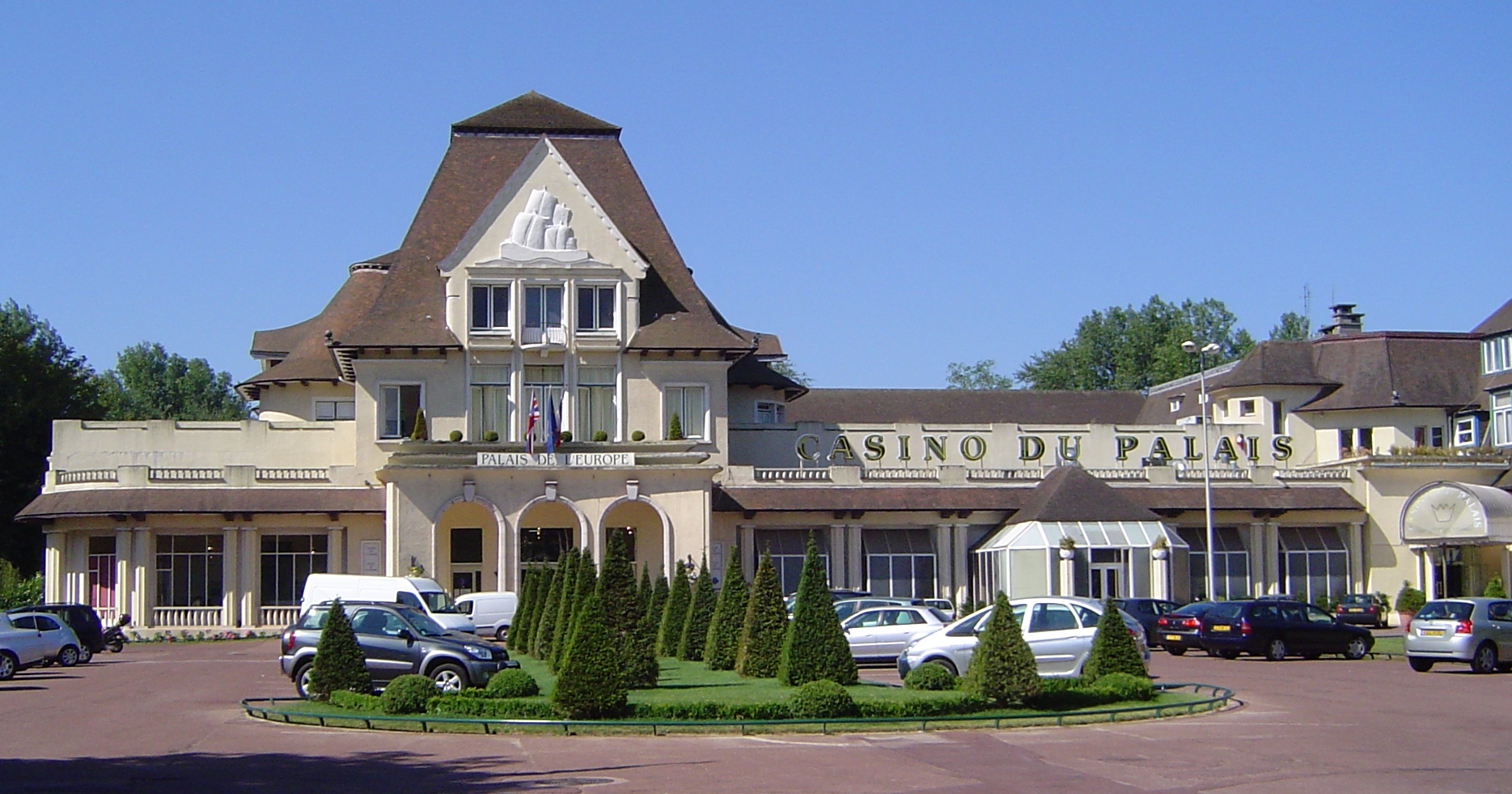 Le Touquet et son casino